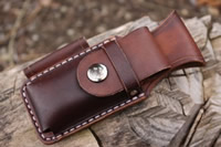Canadian Leather custom DC4 Pouch