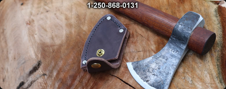 H and B Forge Large Hawk - Bushcraft Canada