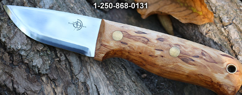 Helle Knives Viking Knife - Bushcraft Canada