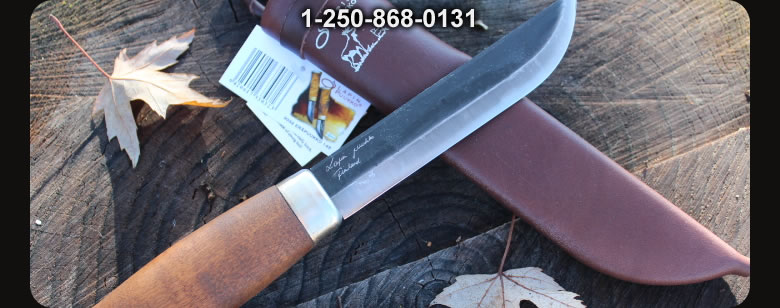 Lapin Hunter - Bushcraft Canada