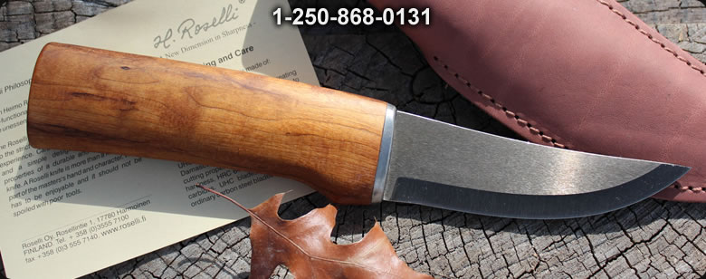 Roselli Ultra High carbon Hunting Knife - Bushcraft Canada