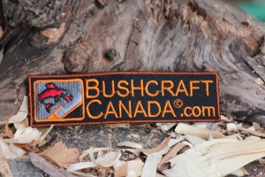 Bushcraft Canada Patch