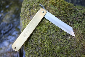 Traditional Japanese Carpenters knife Blue steel