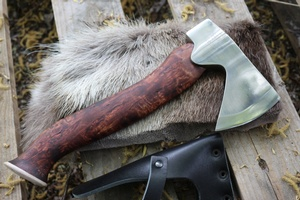 Karesuando Hunter Axe Large Brown