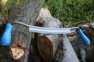 German Made Curved Draw Knife
