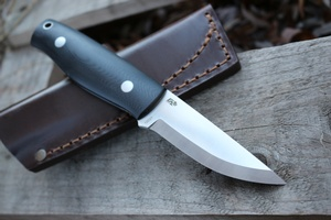 Enzo Elver Scandi Black G10