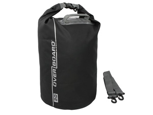 Overboard 30L Dry Tube with window Black