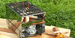 Petromax Fire Stove and Kit