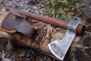 H and B Forge Handforged GOS-Hawk With Custom Cover