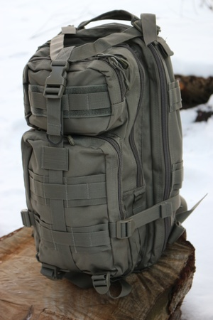 Transport Backpack Foliage Green