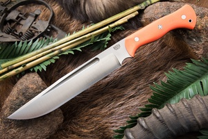 Barkriver Grizzly 3V Orange G10