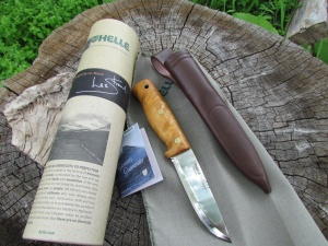 Helle Knives Temagami Stainless NEW MODEL