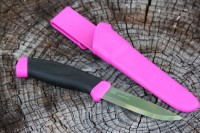 Mora Knives Companion pink Photo