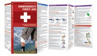 Emergency First Aid Fold-out Guide Photo