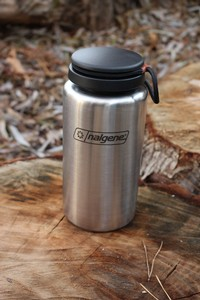 Nalgene Backpacker Stainless steel waterbottle