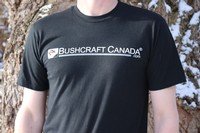 Bushcraftcanada T Shirt Photo