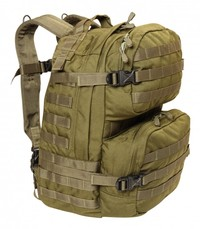Spec Ops Brand OD Compact Tac Backpack