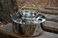 Norwegian Mountain Kettle Stainless Steel 1.5L