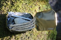 Tinderbox Firekit Solid Brass Photo