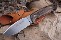 Viper Knives Orion Ziricote Handle Photo
