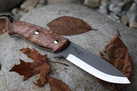 Cosmo Bushcraft 80CRV2 Maple Burl Photo