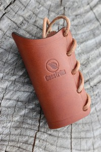 Casstrom Axe Overstrike Guard Leather Photo