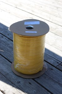 Paracord Commercial 7 Strand 550 Yellow 1000ft Photo